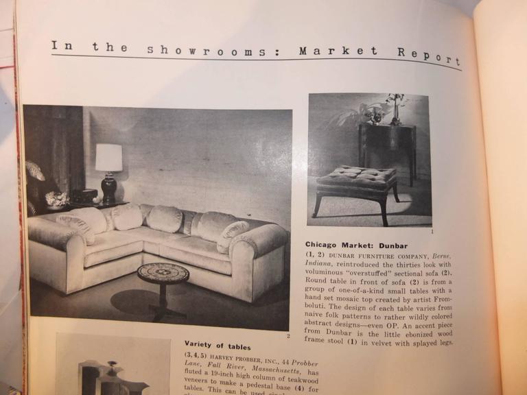 Dunbar 'Harlow Lounge' Sofa by Edward Wormley 8