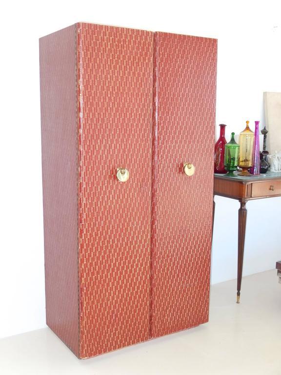 Mid-Century Modern Charak Modern Bar Cabinet For Sale