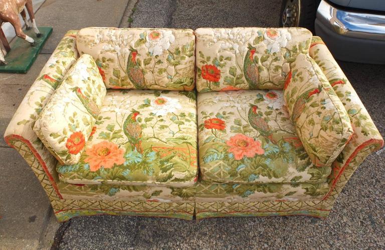 "Classic ""Palm Beach"" Sofa and Love Seat 7"