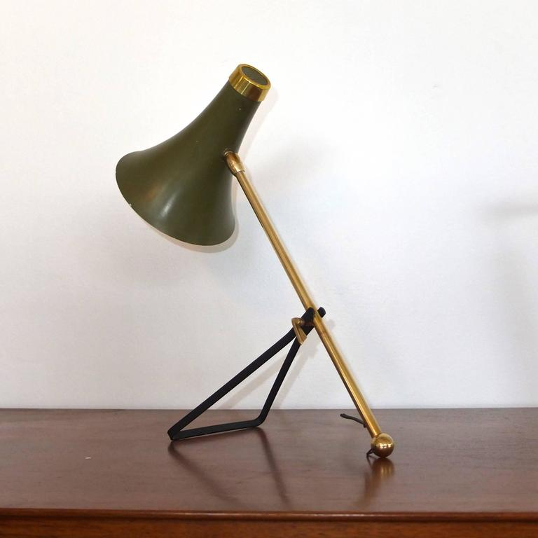 Stilux Milano Combination Wall and Desk Lamp For Sale at 1stdibs