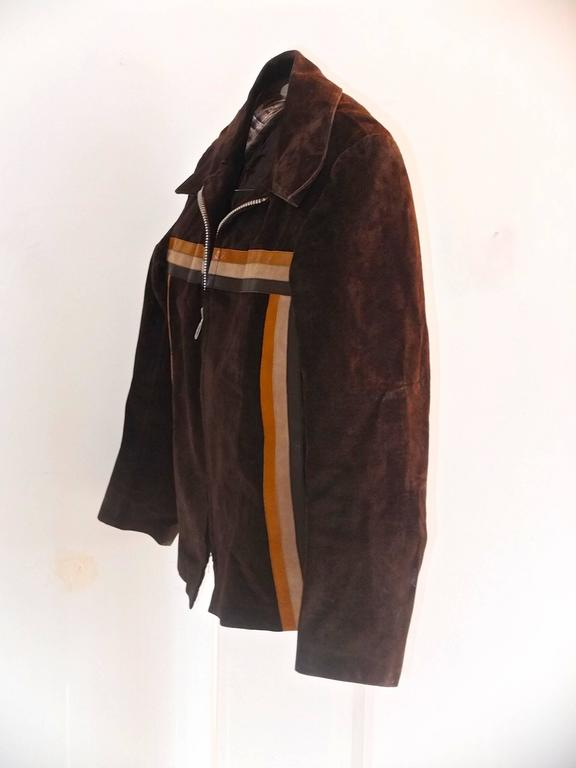 Vintage Pierre Cardin Leather Jacket, Men's Small or Women's Large 7