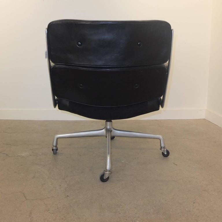 1960s Time Life Lobby Chair by Charles Eames for Herman Miller For Sale 1