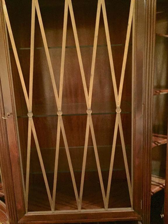 1940s Secretary by Lorin Jackson for Grosfeld House For Sale 1