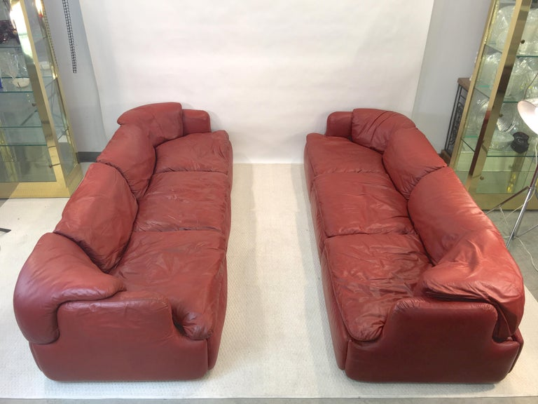 Mid-Century Modern Pair of