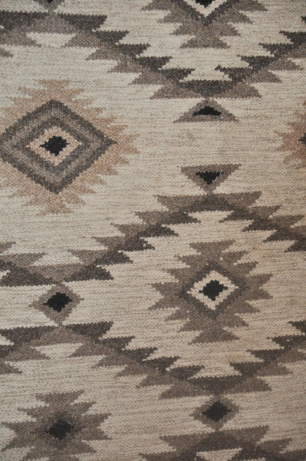 Mid 20th Century Pair Of Zapotec Rugs For Sale At 1stdibs