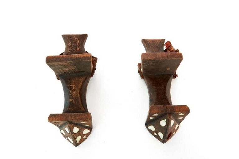 Ottoman Empire 18th Century Or Earlier Pair Of Turkish