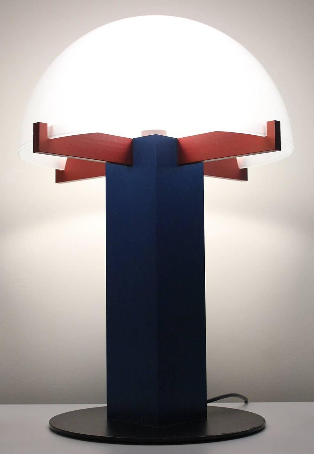 Ron Rezek Modernist Table Lamp For Sale At 1stdibs