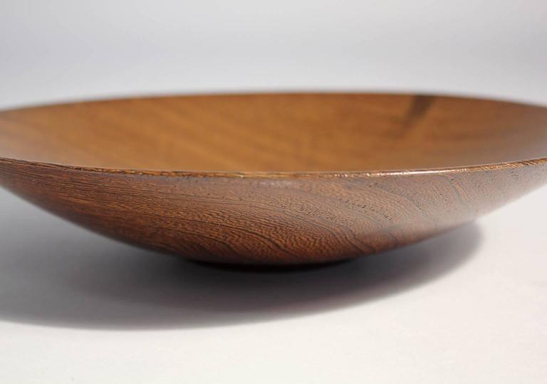 Bob Stocksdale Turned Wood Art Bowl For Sale 2