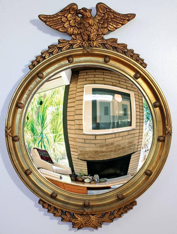 Antique Convex Mirrors