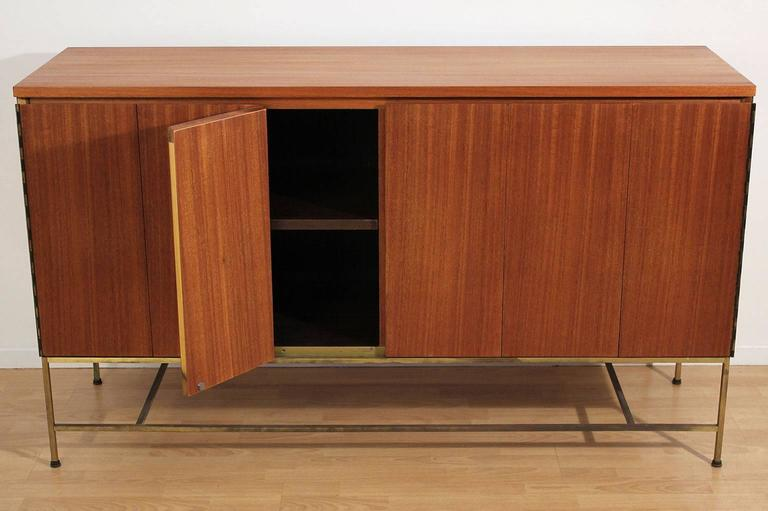 Mid-Century Modern Paul McCobb for Calvin Credenza Sideboard Buffet For Sale