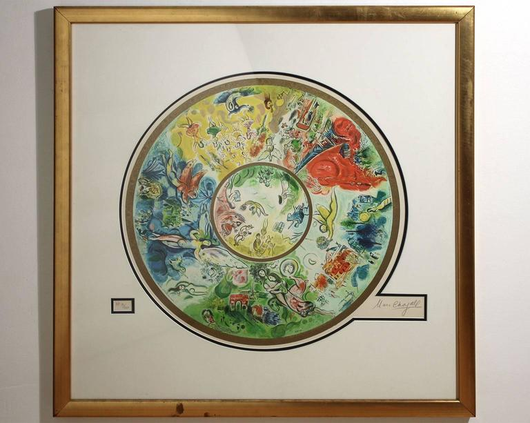 Original Marc Chagall