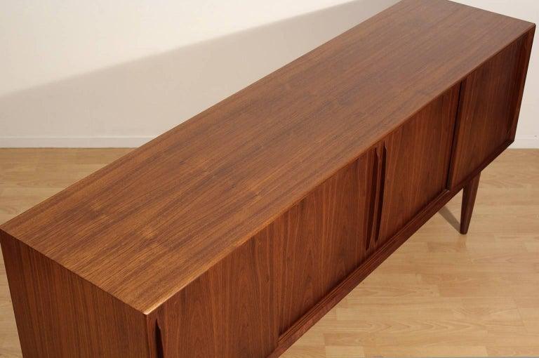 Arne Vodder Danish Teak Credenza Sideboard For Sale 3