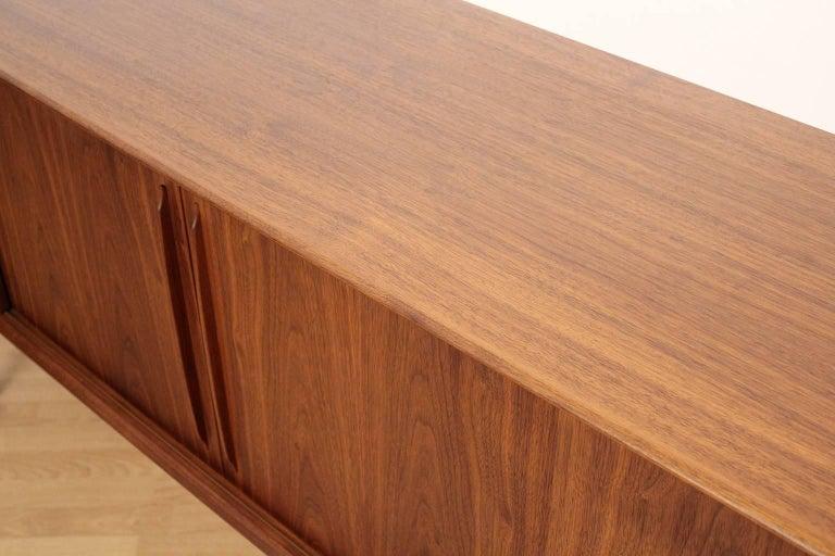 Arne Vodder Danish Teak Credenza Sideboard For Sale 5