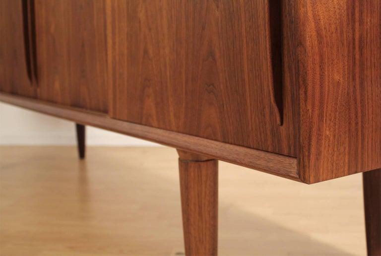 Arne Vodder Danish Teak Credenza Sideboard For Sale 6