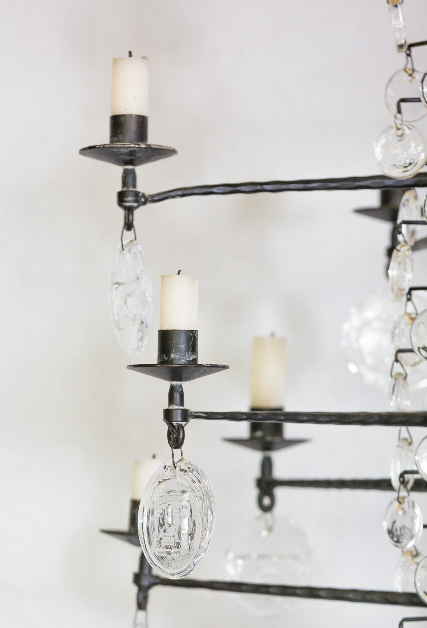 tara shaw lighting. Swedish Mid-Century Erik Hoglund Iron And Glass Chandelier For Sale At 1stdibs Tara Shaw Lighting A