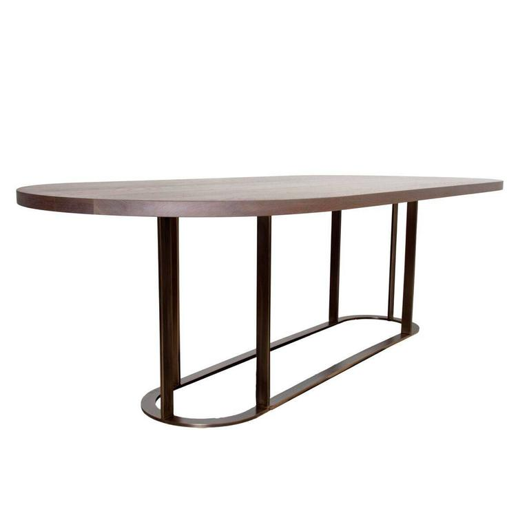 Mid-Century Modern Colyer Dining Table For Sale