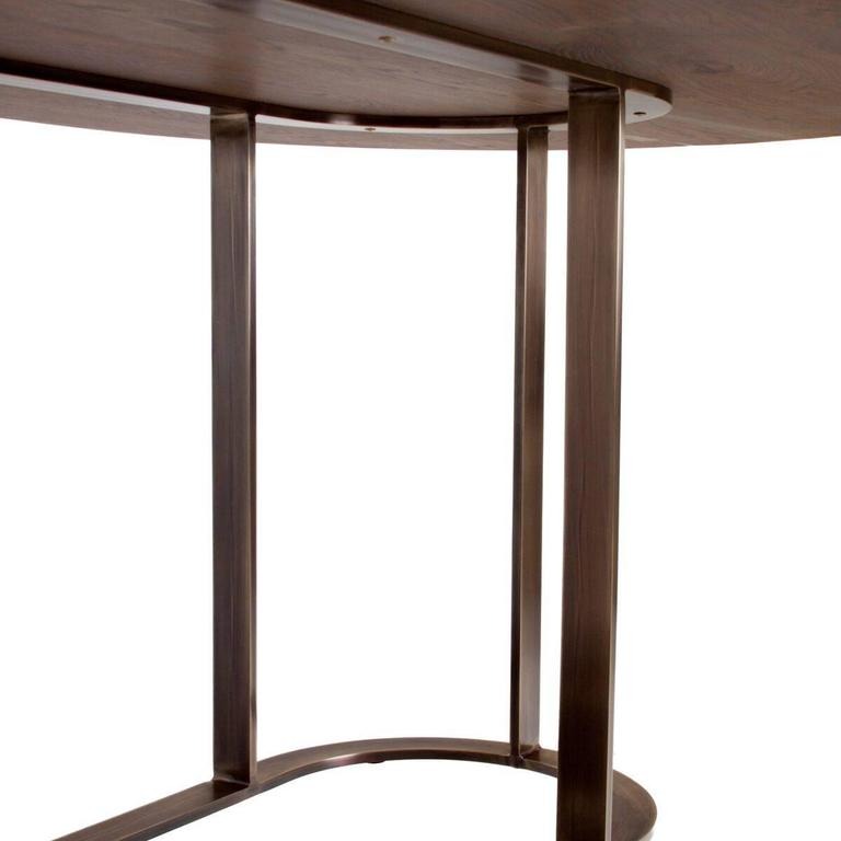 American Colyer Dining Table For Sale
