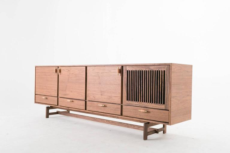 Josephine Credenza by Thomas Hayes Studio For Sale 2