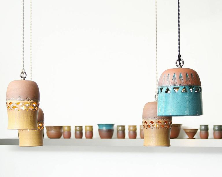 Ceramic Pendants by Thomas Hayes Studio X Urthenware 10