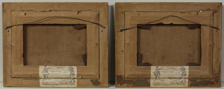 Pair of Early 19th Century English Sporting Paintings by Henry Alken 3
