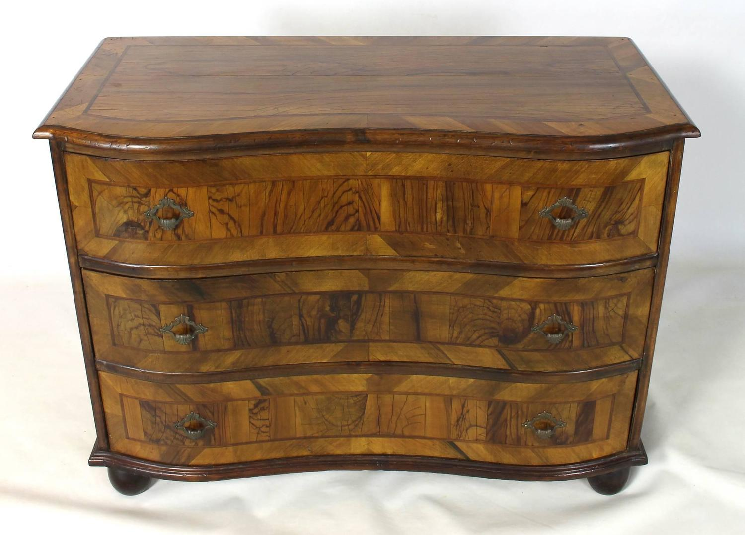 Italian baroque style commode for sale at 1stdibs - Commode style baroque ...