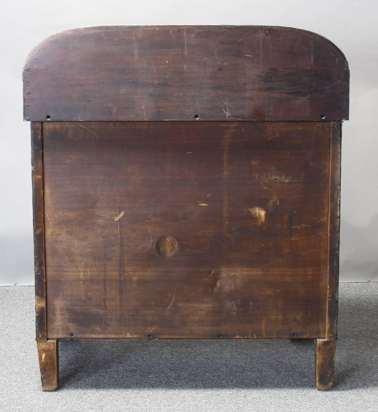 Mid-19th Century Mahogany and Brass Side Cabinet or Bar 7