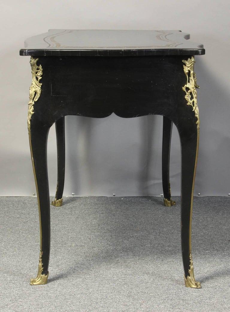 Louis XV Bureau Plat 5