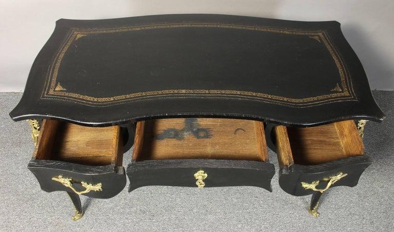 Louis XV Bureau Plat 8