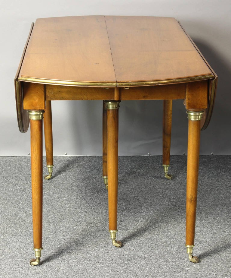 Early 19th Century French Directoire Extending Dining Table 7