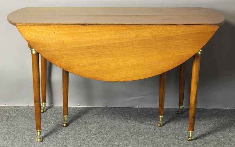 Early 19th Century French Directoire Extending Dining Table 8