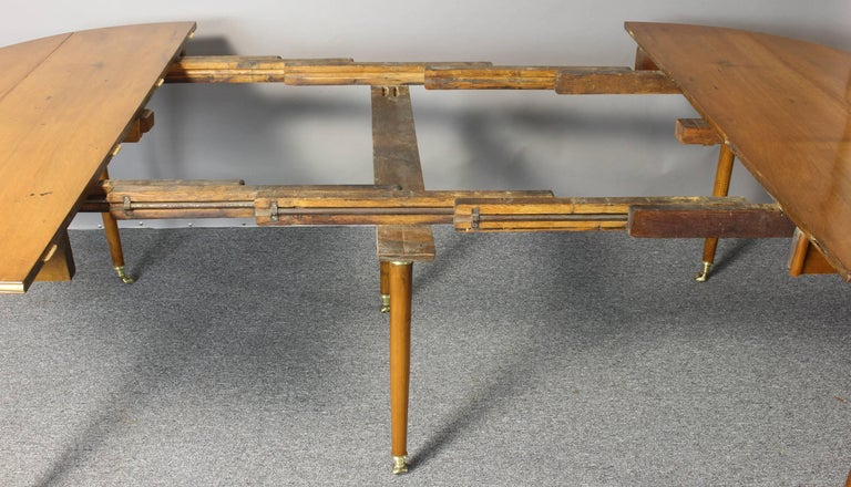 Early 19th Century French Directoire Extending Dining Table 5
