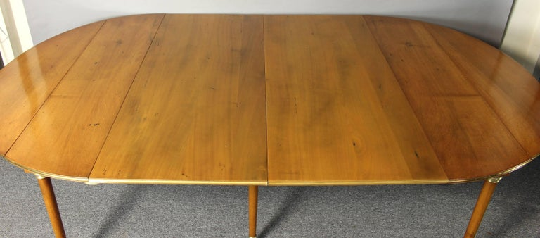 Early 19th Century French Directoire Extending Dining Table 3