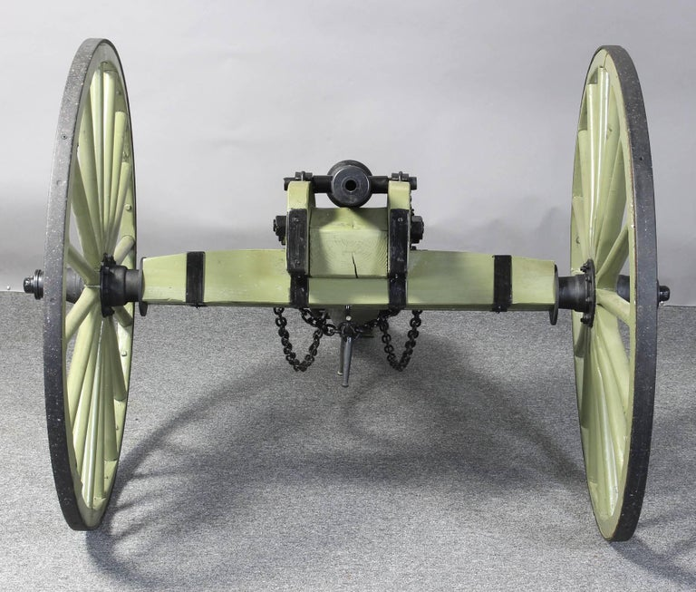 Indian War Cannon 2