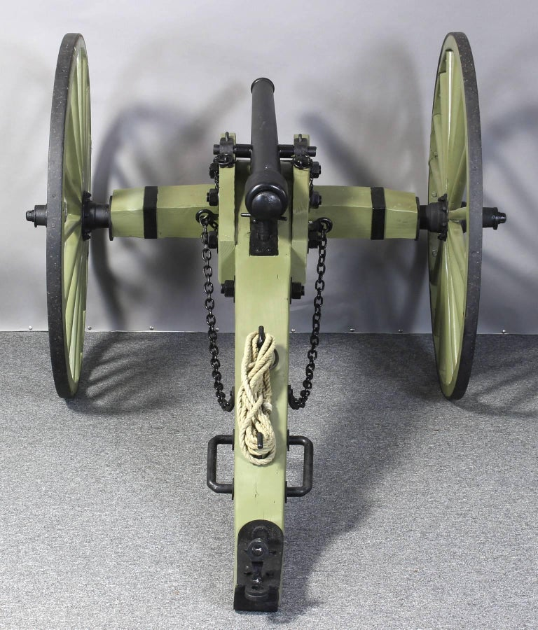Indian War Cannon 6