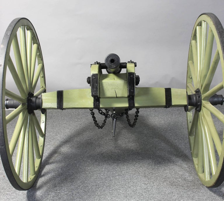 Indian War Cannon 8
