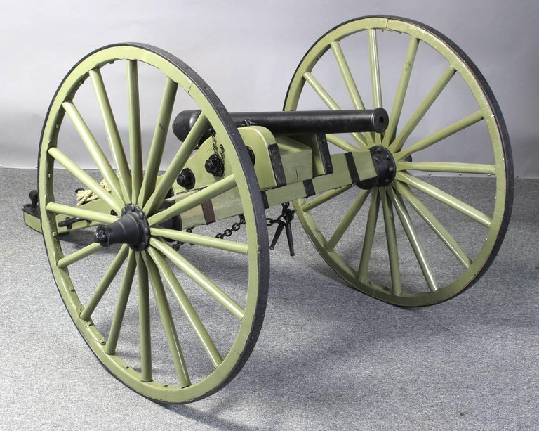 Indian War Cannon 3