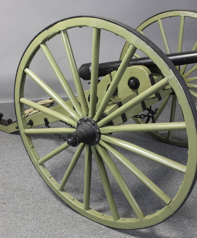 Indian War Cannon 7