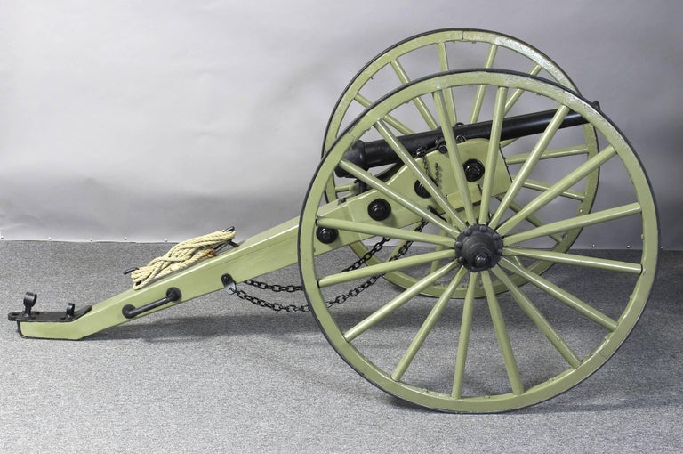 Indian War Cannon 4