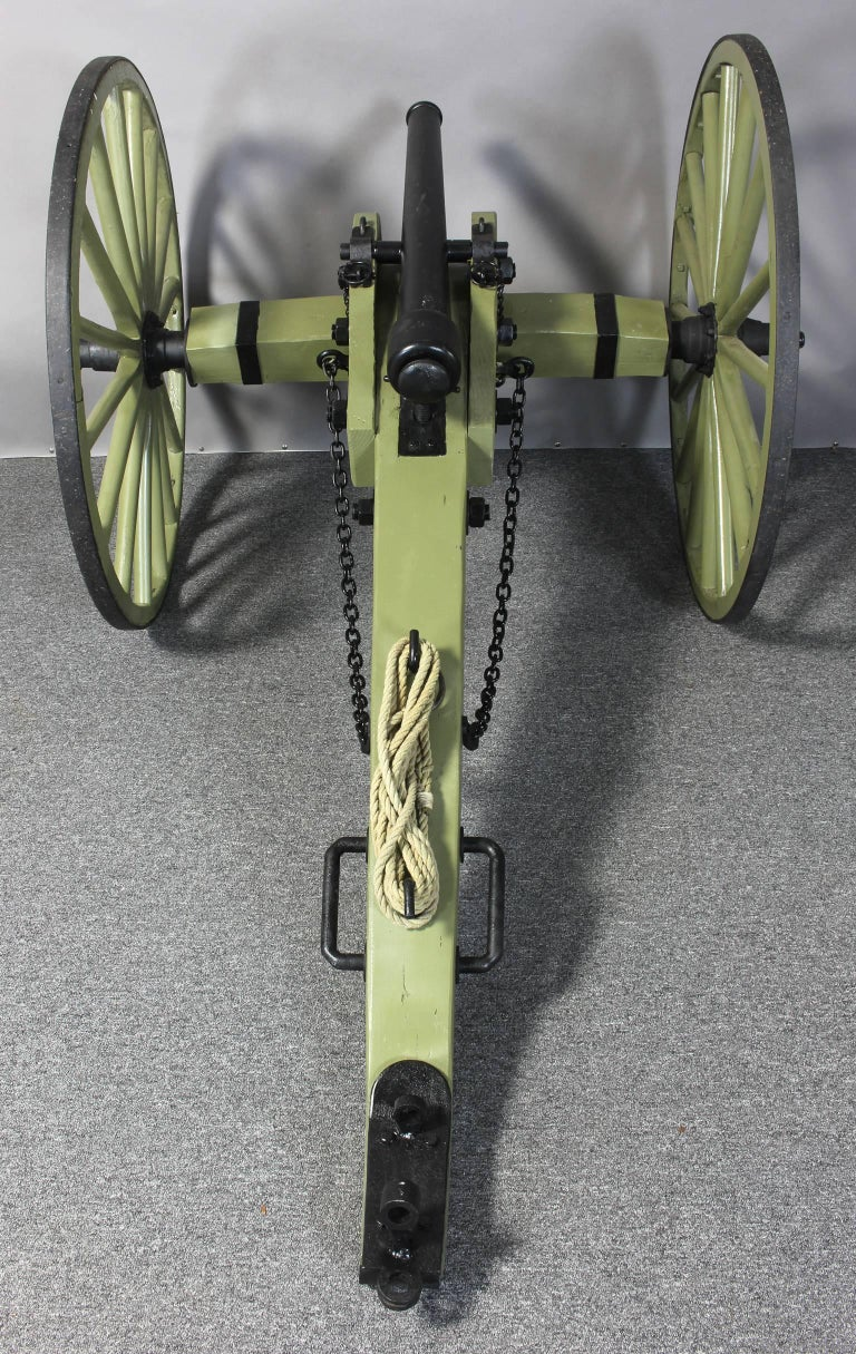 Indian War Cannon 5
