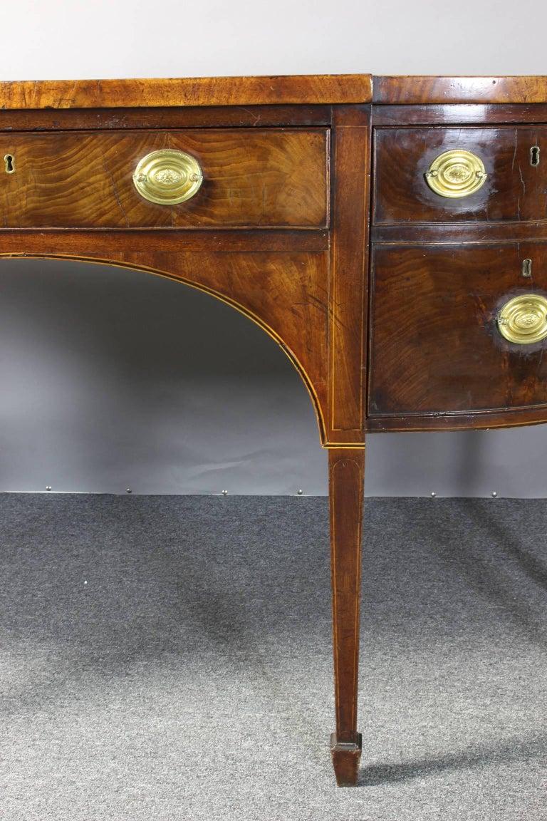 George III Mahogany Sideboard 7