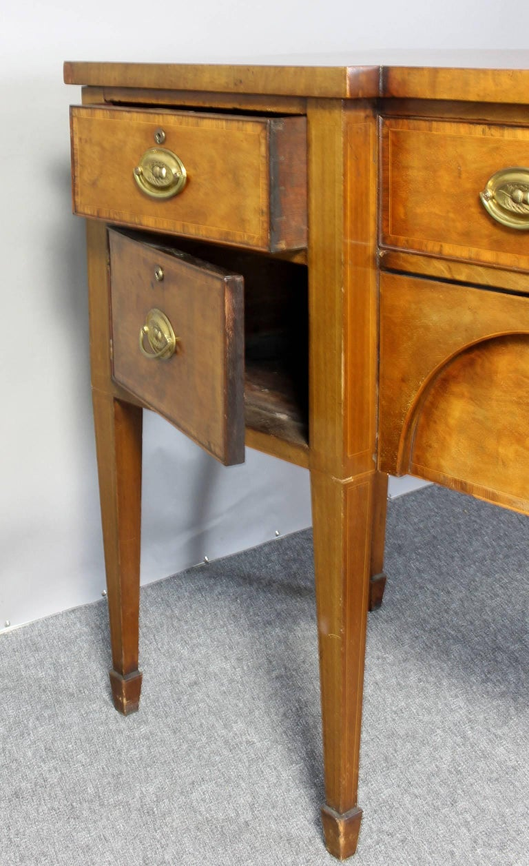 Early 19th Century Scottish Sideboard 10