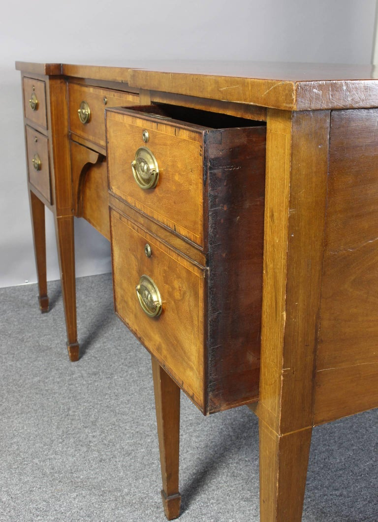 Early 19th Century Scottish Sideboard 8