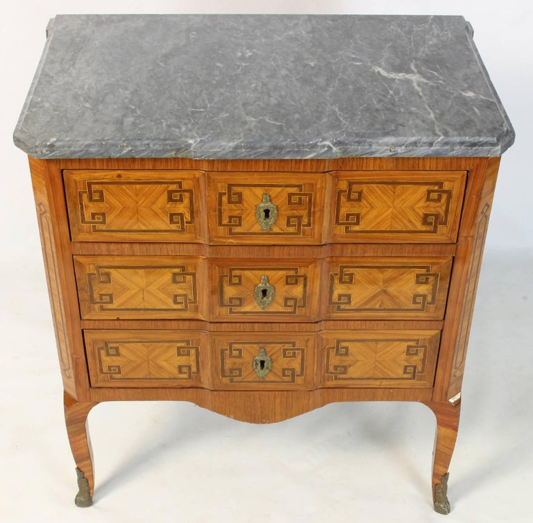 Louis XVI 19th Century French Commode For Sale