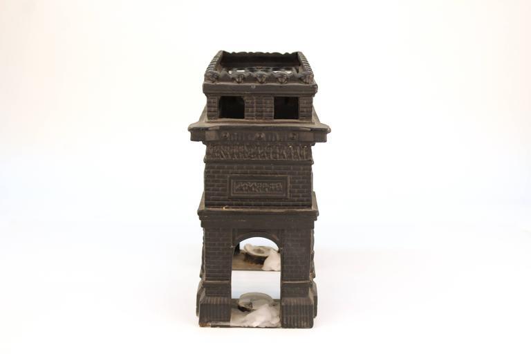 Arc De Triomphe De L'étoile Candleholder 5