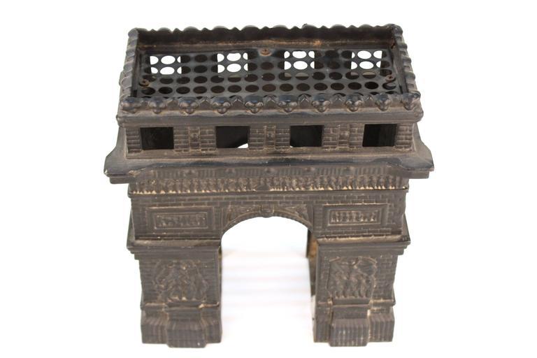 Arc De Triomphe De L'étoile Candleholder 4