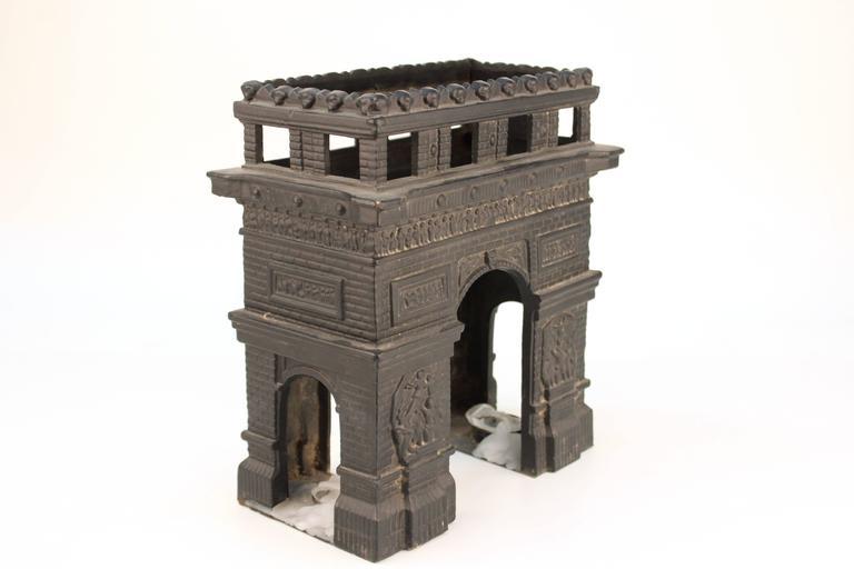 Arc De Triomphe De L'étoile Candleholder 3