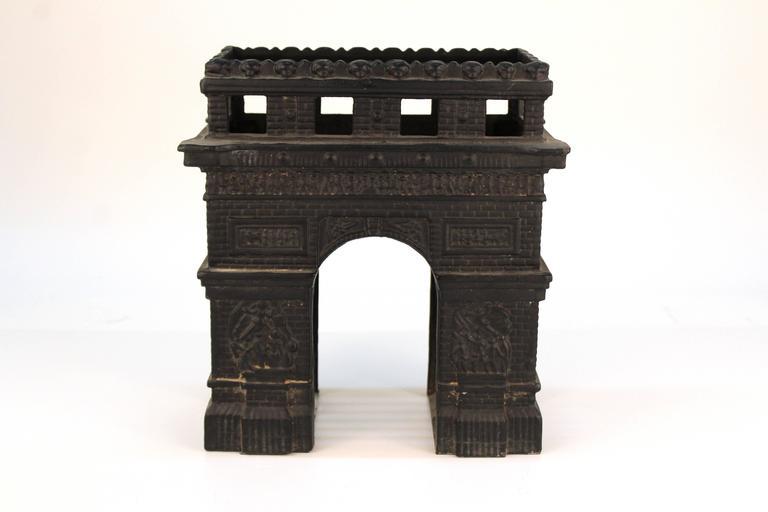 Arc De Triomphe De L'étoile Candleholder 2