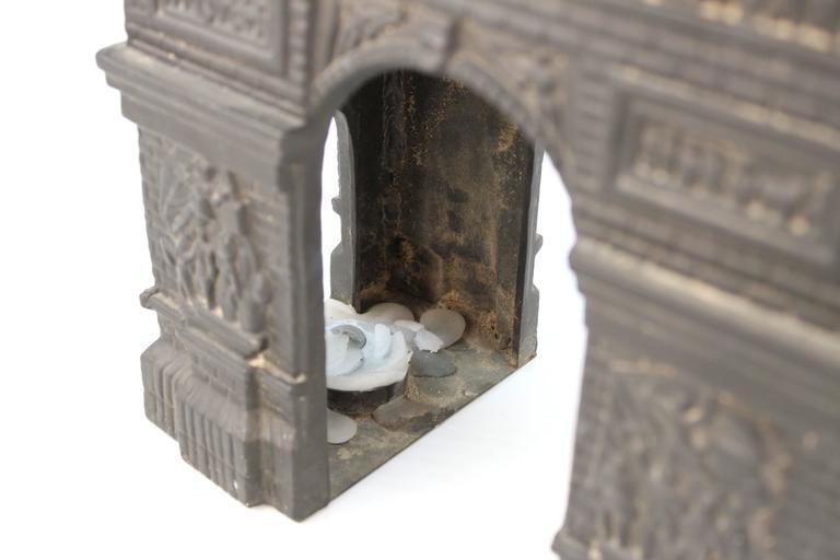 Arc De Triomphe De L'étoile Candleholder 10