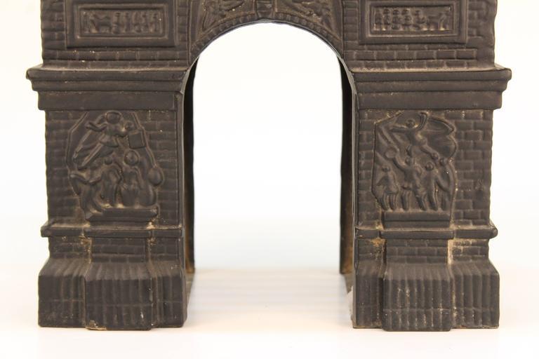 Arc De Triomphe De L'étoile Candleholder 8