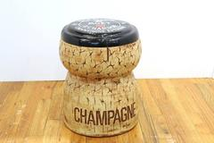 Large Moet and Chandon Cork Ice Cooler